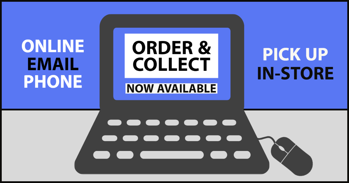 Order and Collect now available